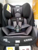 Rrp £100. Boxed Joie Every Stage Safety Seat