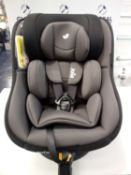 Rrp £200 Boxed Joie Meet Spin 360 Safety Seat