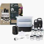 Rrp £80 Boxed Tommee Tippee Complete Feeding Set
