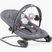 Rrp £60 Boxed Chicco Hoopla Baby Bouncer