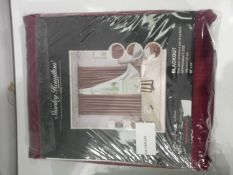 Rrp £120 Lot To Contain Nh2 Brand New Sorted Pairs Of Designer Curtains Two Included Stanley Hamilto