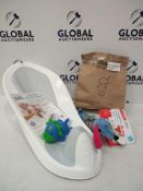 Rrp £15 To £20 Each Assaulted At Nursery Items To Include A Little Life Buggy Cooling Liners Bath Se