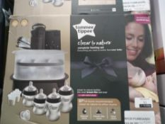 Rrp £75 Tommee Tippee Closer To Nature Complete Feeding Set