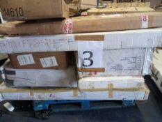 Pallet To Contain A Large Assortment Of Boxed Flat Pack Furniture Part Lots (See Description)