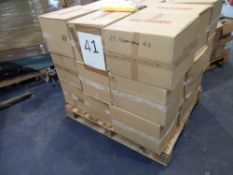 RRP £420 Pallet To Contain 420 Brand New Bagged Emy Bath Sponges