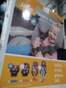 Rrp £240 Boxed Joie Every Stage Fx Group 0 + 123 In Car Children'S Safety Seat Suitable From Birth U