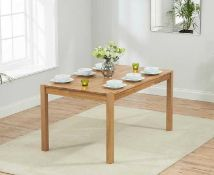 RRP £275 August Grove Rory Dining Table
