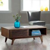 RRP £180 Boxed Adam Rectangular Coffee Table