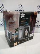 RRP £130 Boxed Tommee Tippee Closer To Nature Perfect Preparation Bottle Warming Station Day And Nig