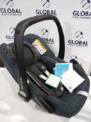 RRP £170 Unboxed Maxi Cosi Rock Group 0 + I Size In Graphite