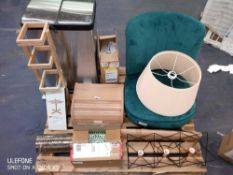 RRP £500 Pallet To Contain A Large Assortment Of Items (See Description)
