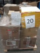 RRP £5830 Pallet To Contain A Large Assortment Of Brand New Phone Accessories Market Trading Stock