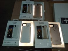 RRP £18,950 Pallet To Contain Approximately 1647 Brand New Boxed Lumee Iphone Cases