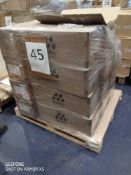 RRP £7800 Pallet To Contain 780 Brand New Eautec Iphone 7 Cases In Assorted Colours (As Seen On