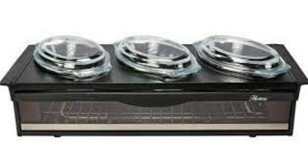 RRP £120 Boxed Hostess HO392 Food Serving Buffet Server (Appraisals Available Upon Request) (