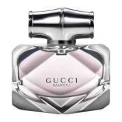 RRP £85 Unboxed 75Ml Bottle Of Gucci Bamboo Ladies Perfume (Ex Display)
