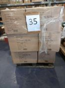 Rrp £5750 Pallet To Contain Approximately 3000 Brand New Assorted Iphone 5 Cases To Include Be Brave