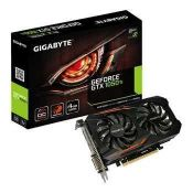 Rrp £125 Boxed Gigabyte Geforce Gtx 1050Ti Windforce 4Gb Gddrs Graphic Card
