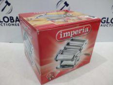 Rrp £75 Boxed Imperia Pasta Machine