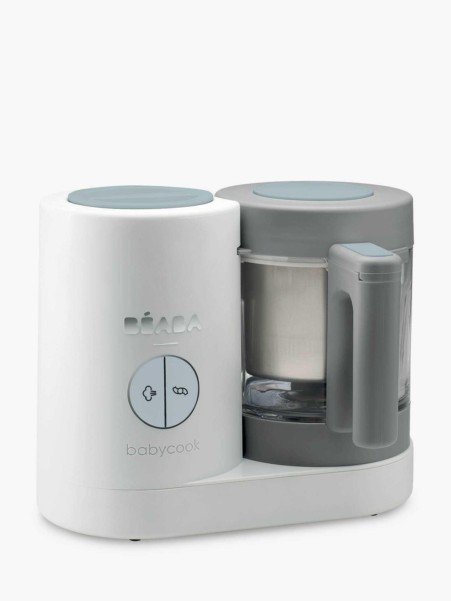 Rrp £160 Boxed Beaba Babycook Neo Healthy Cooking System Blender For Babies