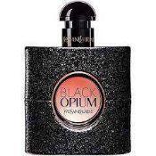 Rrp £50 Unboxed Bottle Of 30Ml Yves Saint Laurent Black Opium Perfume Spray Ex Display