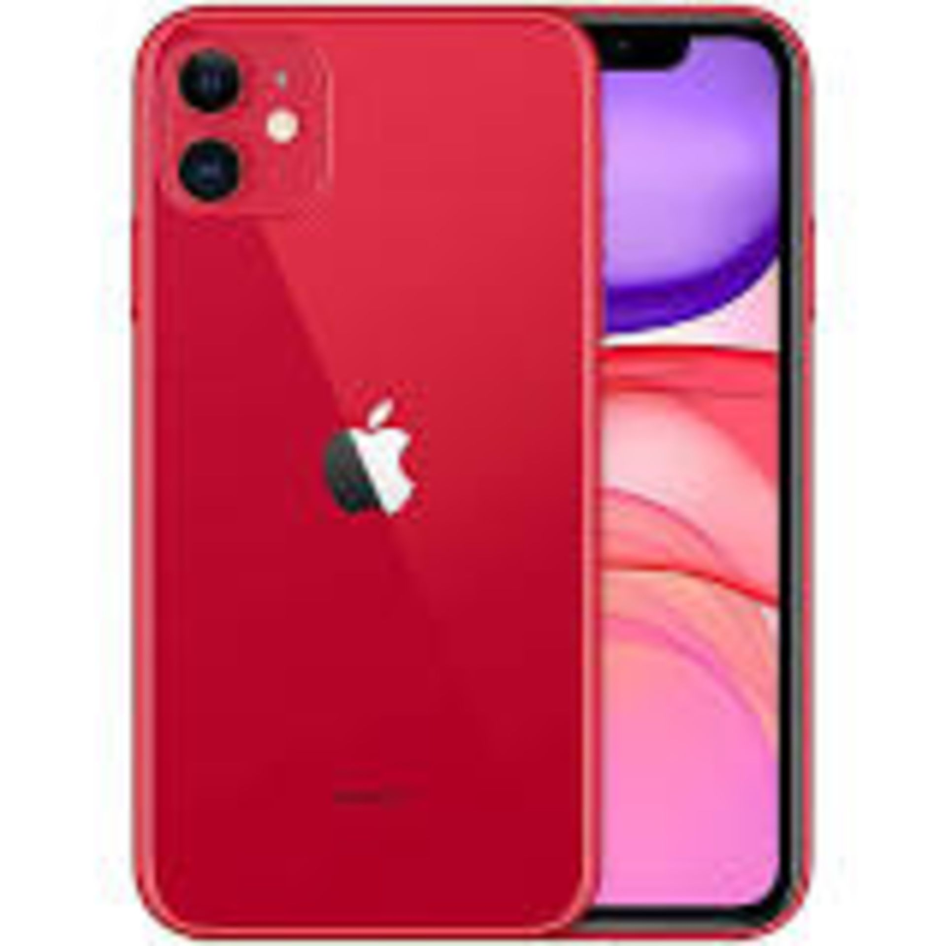 RRP £779 Apple iPhone 11 128GB Red