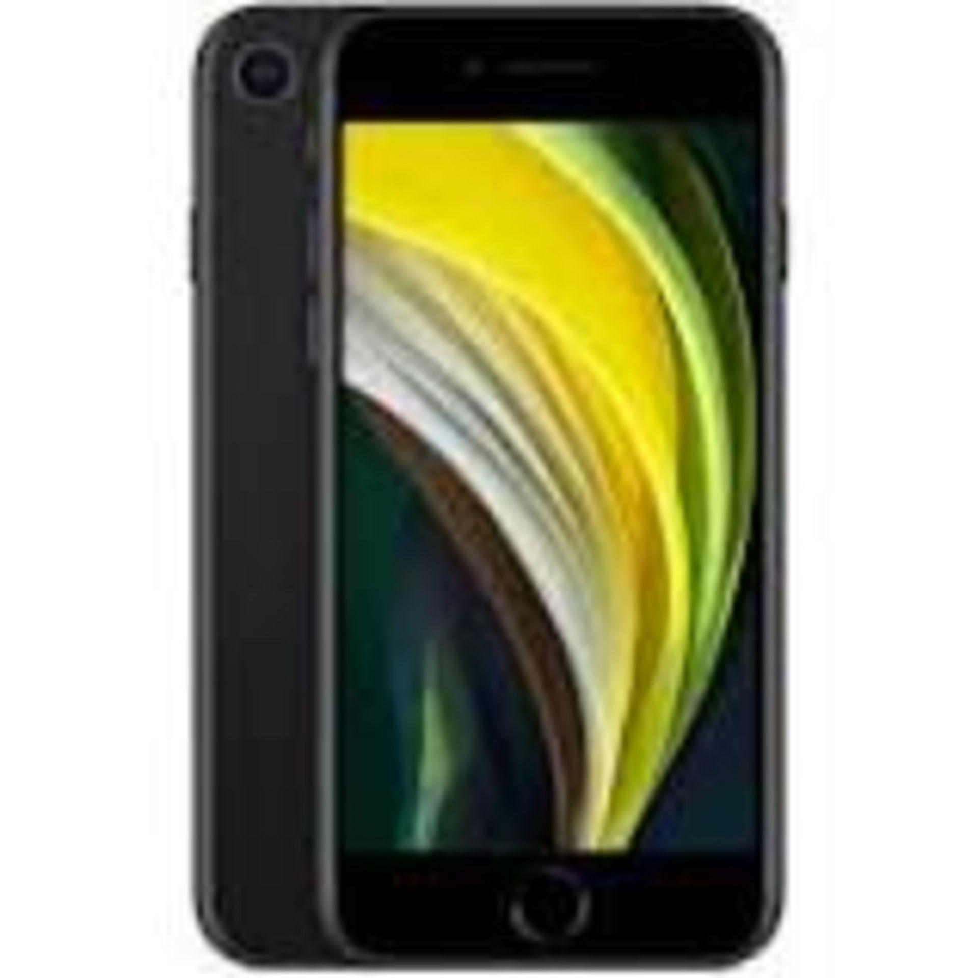 RRP £569 Apple iPhone SE2 256GB Black