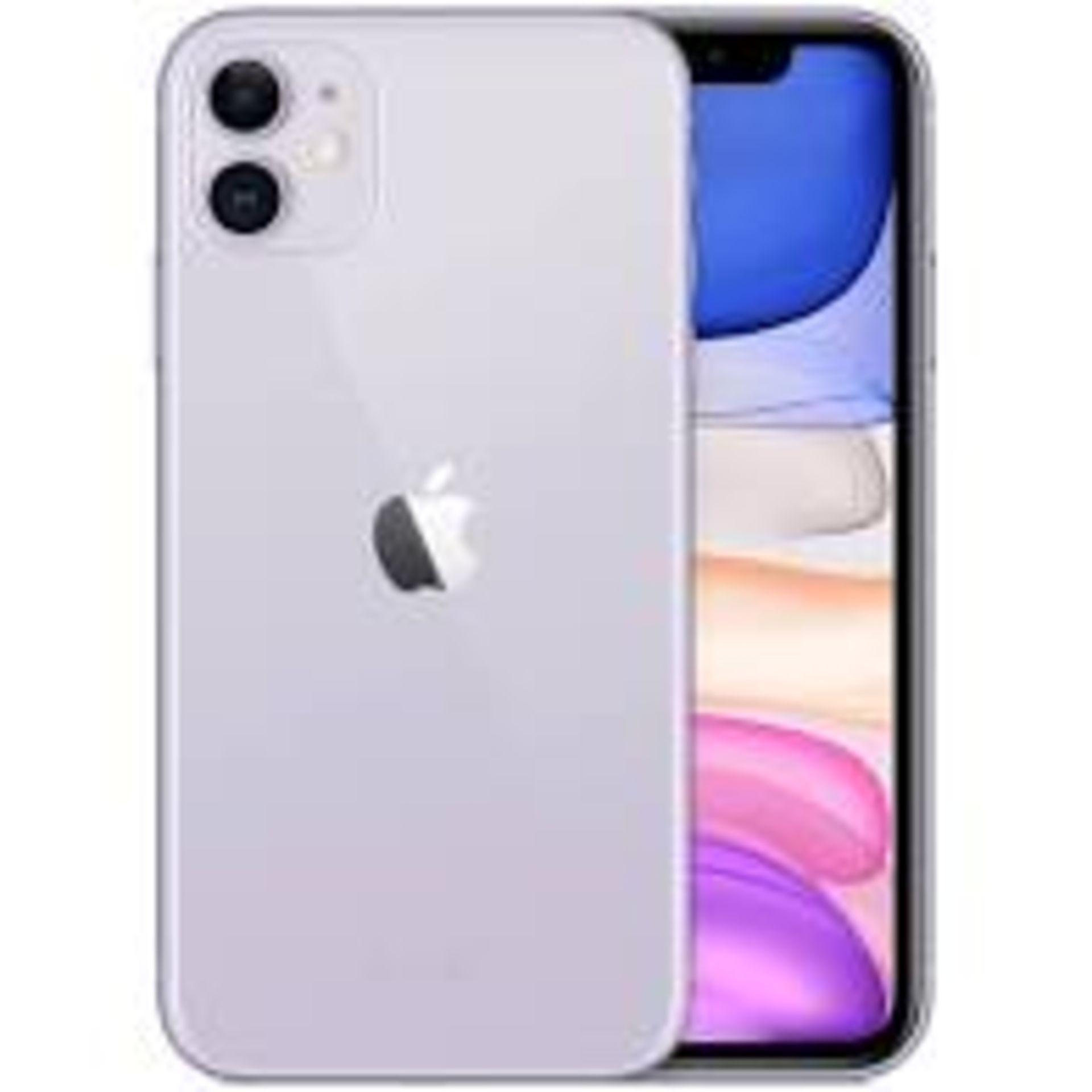 RRP £729 Apple iPhone 11 64GB Purple
