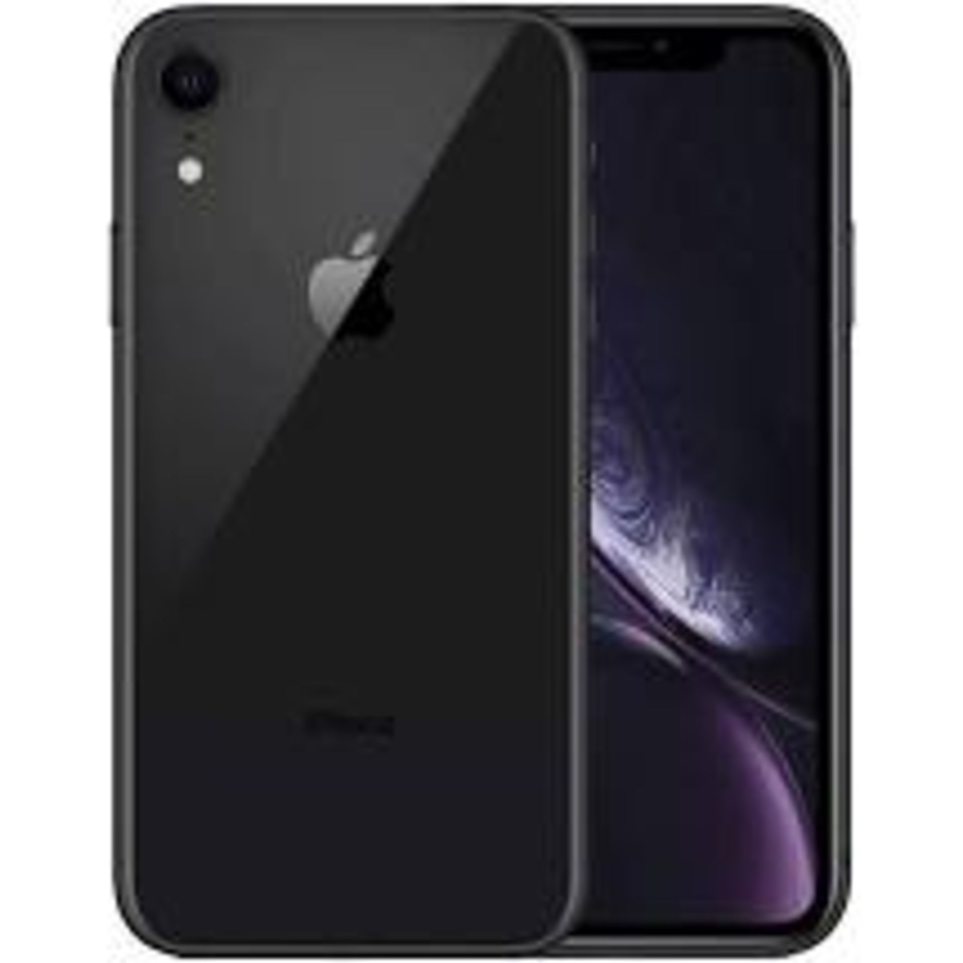 RRP £629 Apple iPhone XR 64GB Black