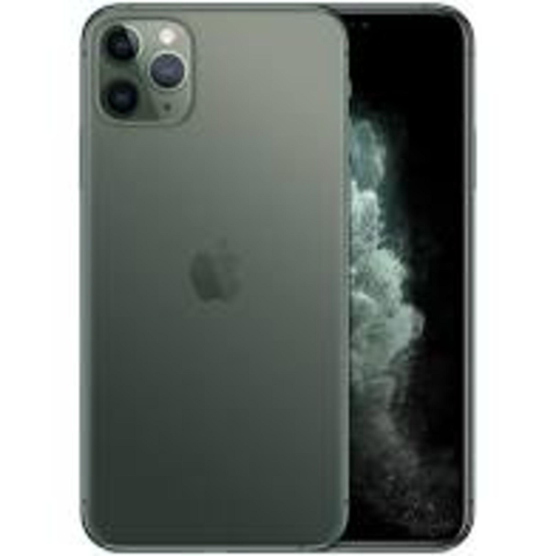 RRP £1,149 Apple iPhone 11 Pro Max 64GB Green