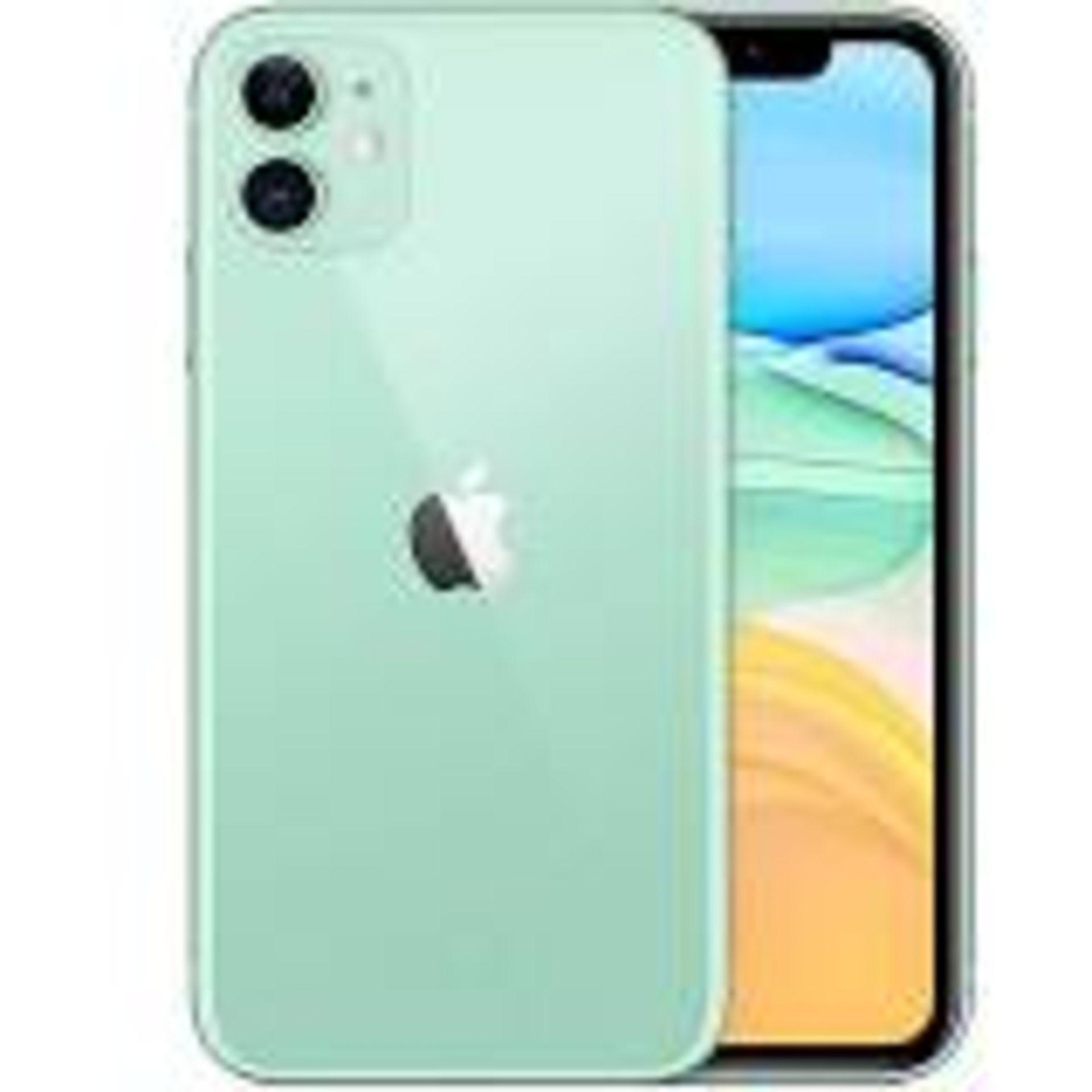 RRP £879 Apple iPhone 11 256GB Green