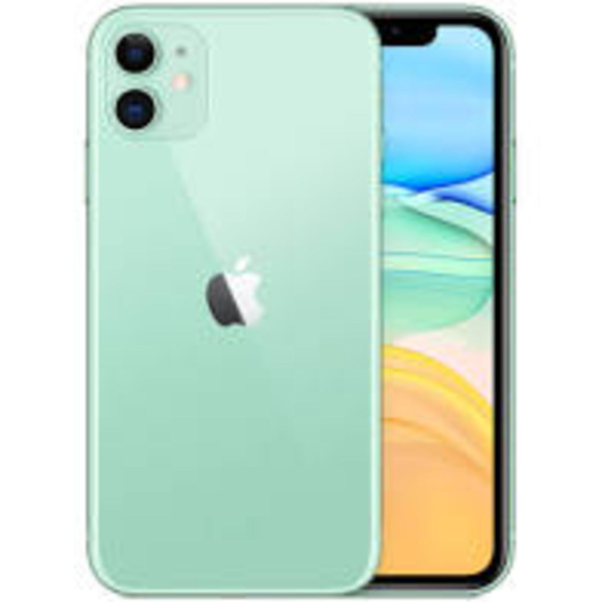 RRP £729 Apple iPhone 11 64GB Green