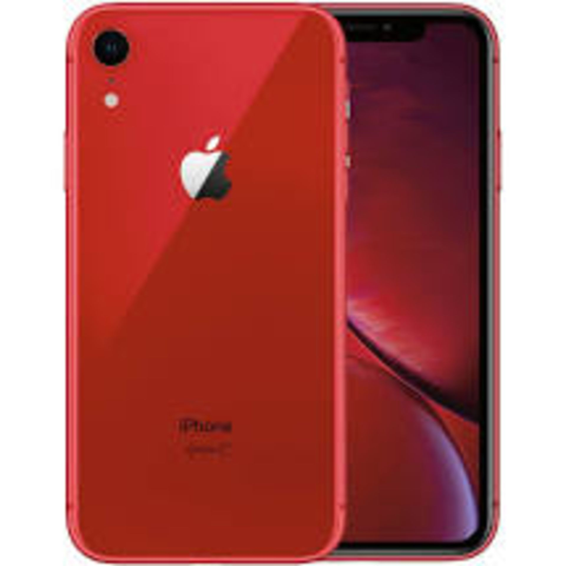 RRP £679 Apple iPhone XR 128GB RED
