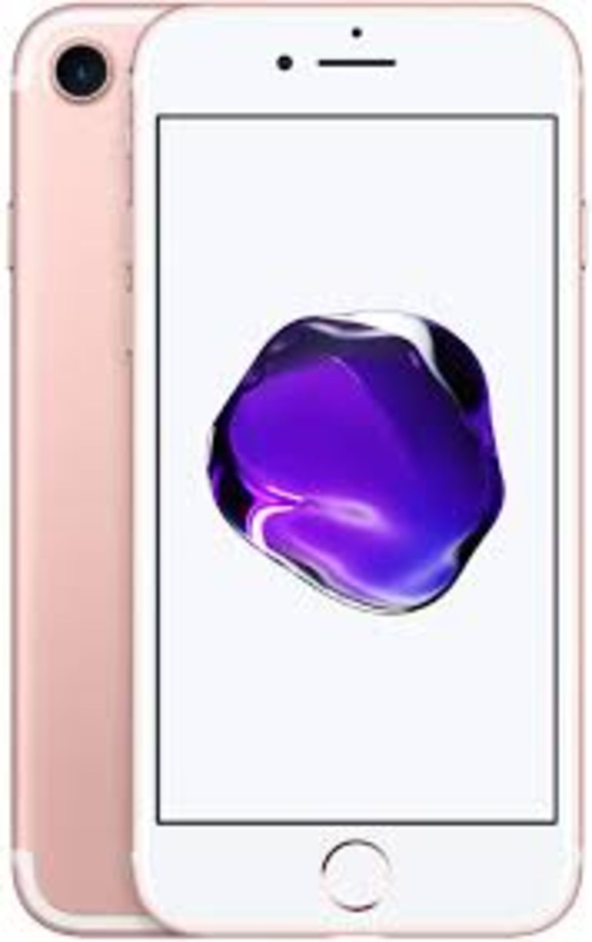 RRP £320 Apple iPhone 7 32GB Rose Gold