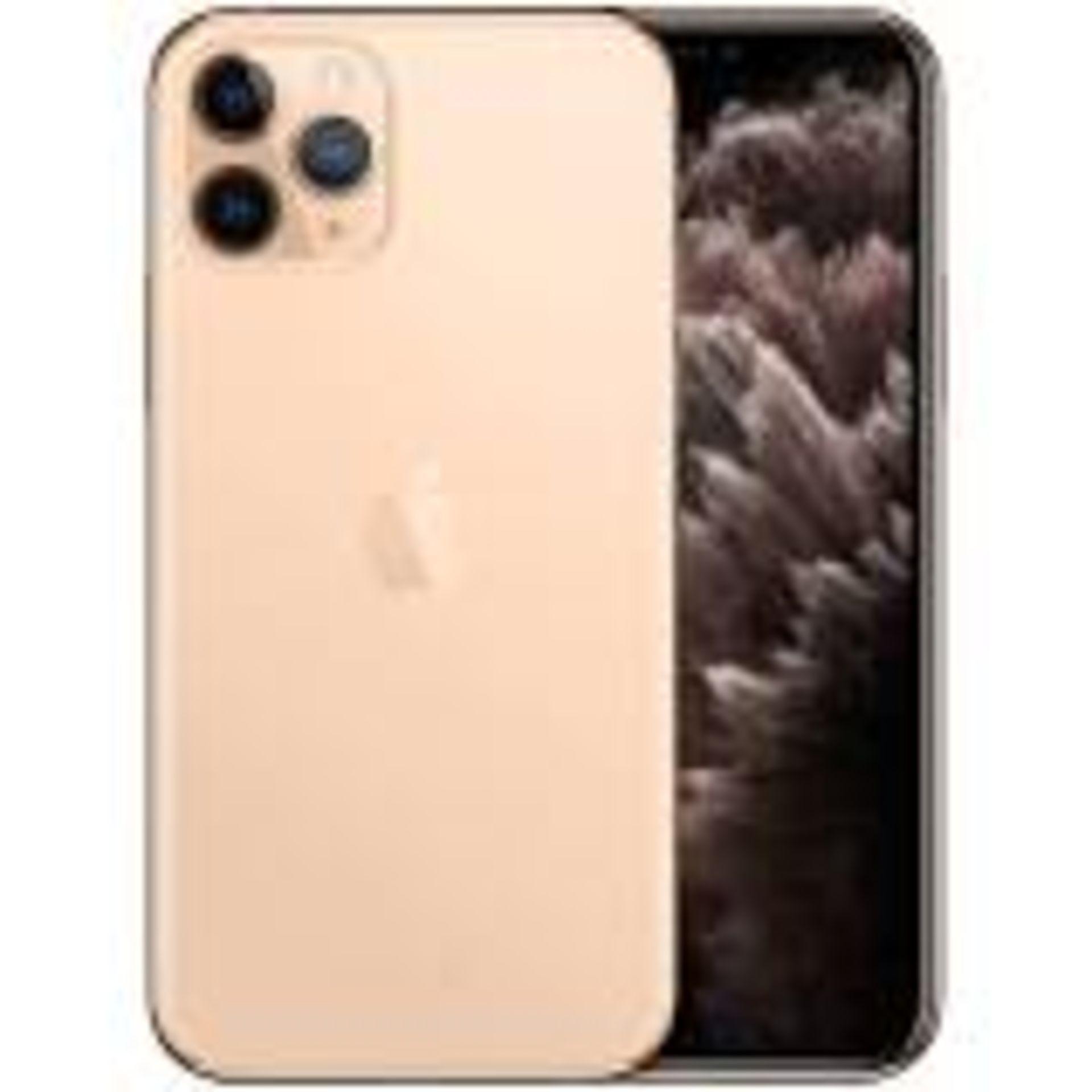 RRP £1,049 Apple iPhone 11 Pro 64GB Gold