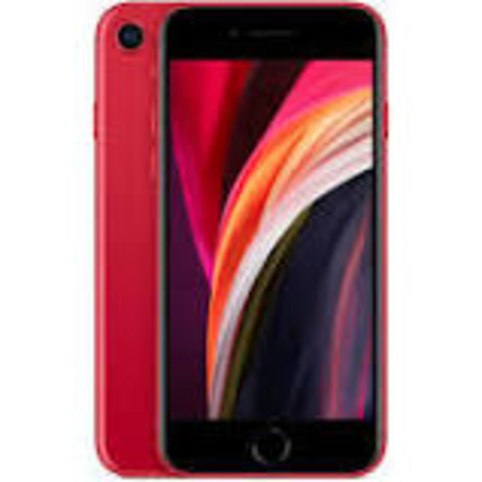 RRP £569 Apple iPhone SE2 256GB Red