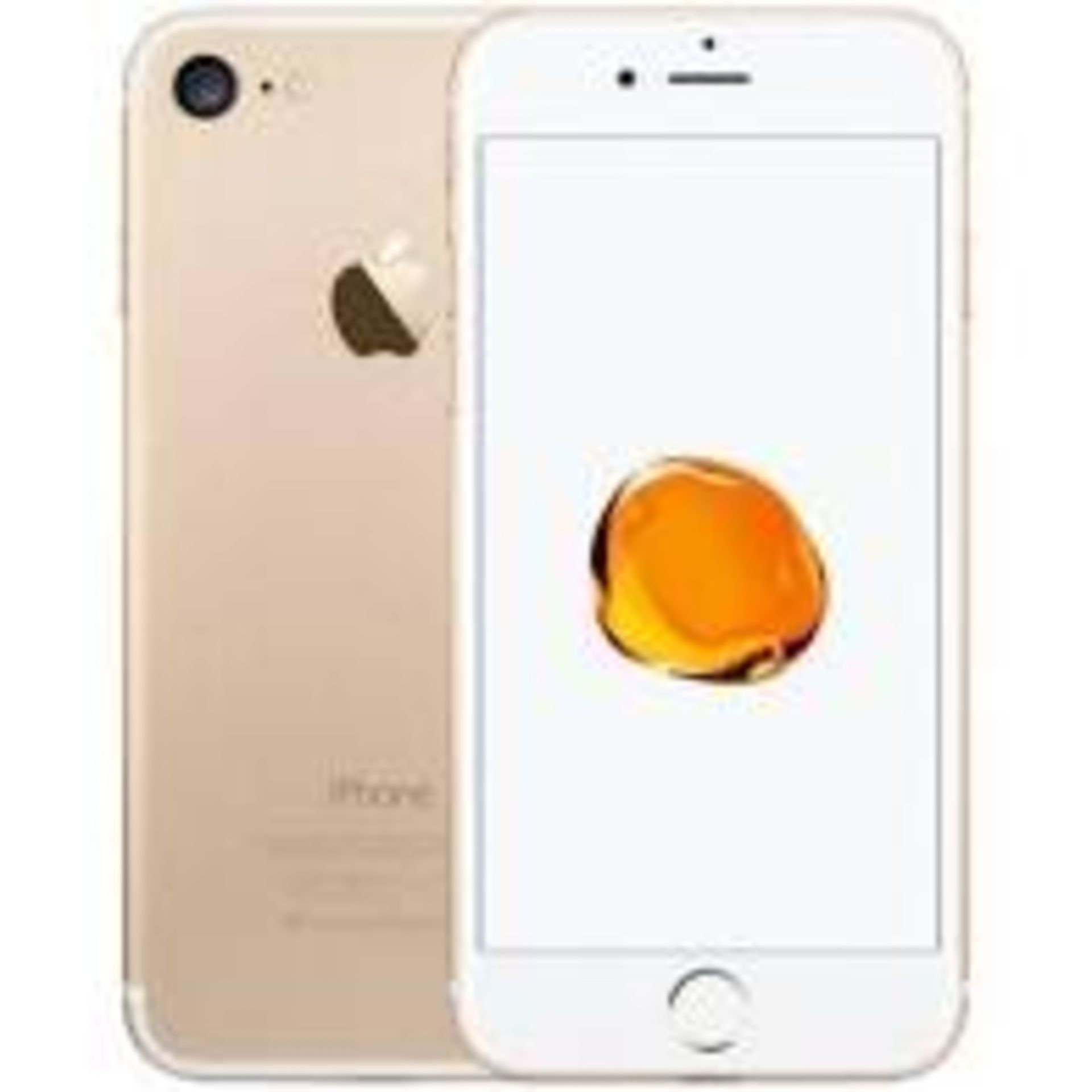 RRP £320 Apple iPhone 7 32GB Gold