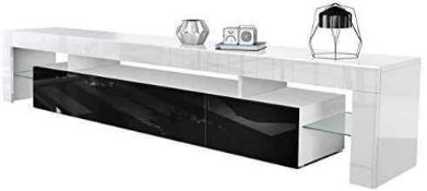 RRP £370 Boxed Vladon Lima V2 Tv Stand