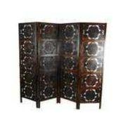 RRP £215 Boxed Bloomsbury Market Bremmer 4 Panel Room Divider