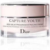RRP £75 Dior Capture Youth Age-Delay Progressive Peeling Crème 50ml (Ex Display) (Appraisals