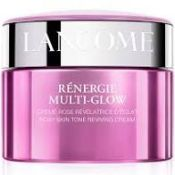 RRP £68 Lancome Renergie Multi-Glow Reviving Cream