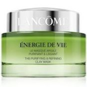 RRP £45 Lancome Energie De Vie Clay Mask 75Ml