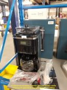 RRP £178 SMARTER SMC01-UK SMART COFFEE MACHINE (BEAN / FILTER)