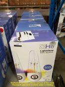 Combined RRP £150 - 6 X HE LIGHTSHOW SPEAKERS