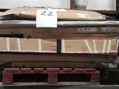 Pallet To Contain A Large Assortment Of Boxed Flatpacked Furniture Part Lots