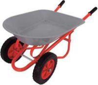 RRP £50 Boxed Bigjigs Toys Wheelbarrow