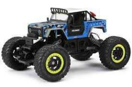 RRP £30 To £40 Each Children's Size To Include Rc Rock Crawler And Rc Radio Controlled Boat