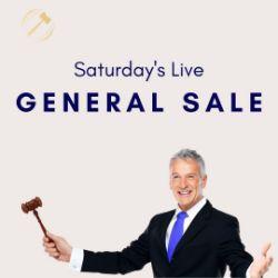 No Reserve - Saturday Live Mega Auction!!! 17th October 2020