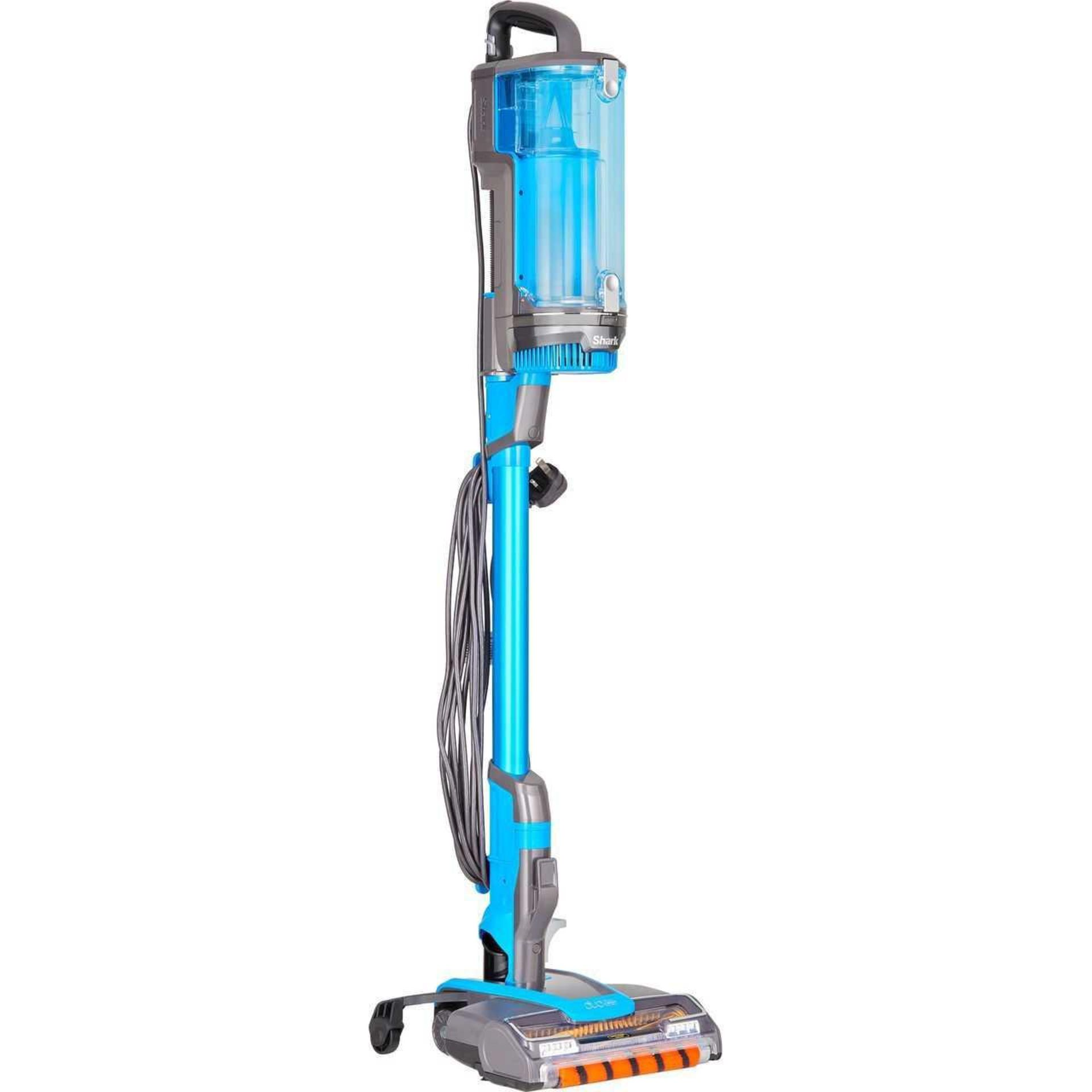 Lot 35 - RRP £400 Unboxed Shark Duo Clean With Anti-Hair Wrap Technology Corded Vacuum Cleaner