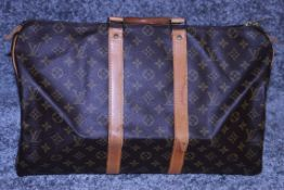 RRP £1400.00 Travel Light, But Always In Style. Since 1930, Vuitton'S Keepall Duffle Has Journeyed